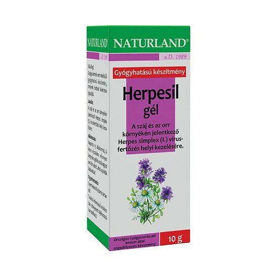 herpesz gyógynövényekkel történő kezelése)
