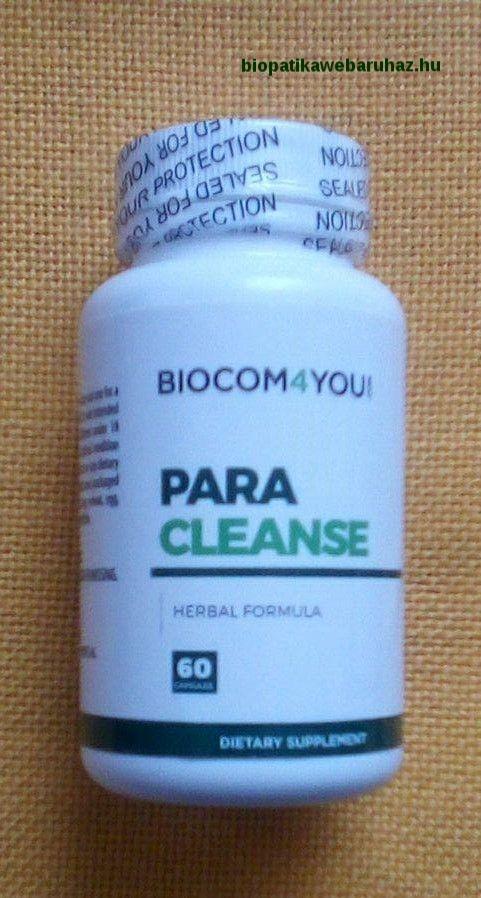 Nuxen-kezelés paraziták ellen