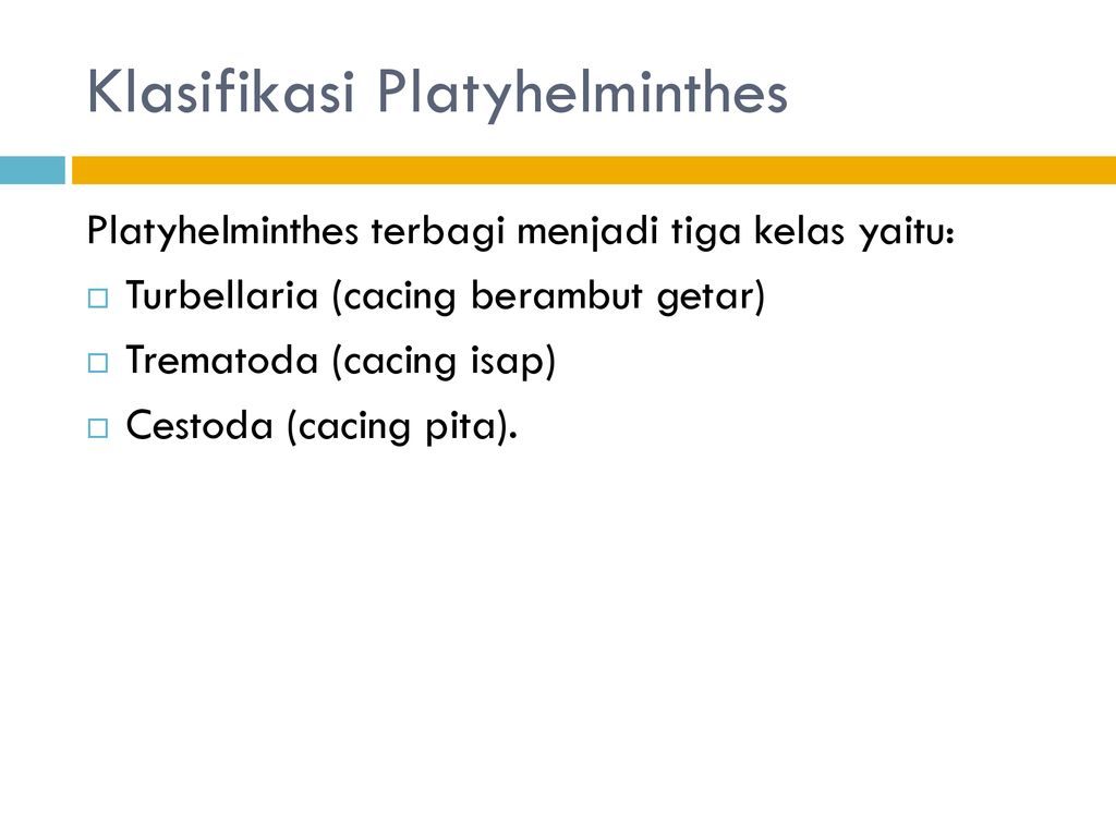 garnéla platyhelminthes és nemathelminthes)