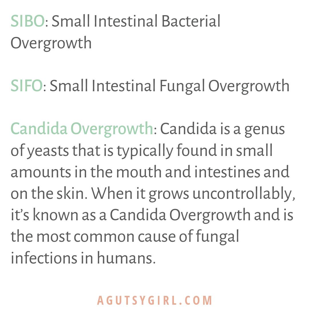 dysbiosis vagy sibo