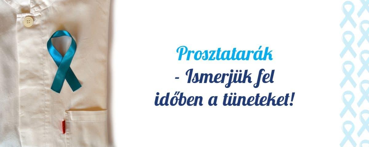 prosztatarák legújabb előrelépései)