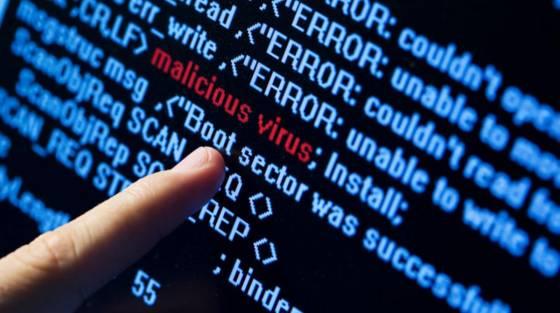 számítógépes vírusok)
