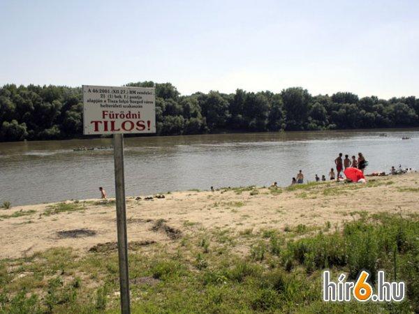 lapos folyó terjedése)