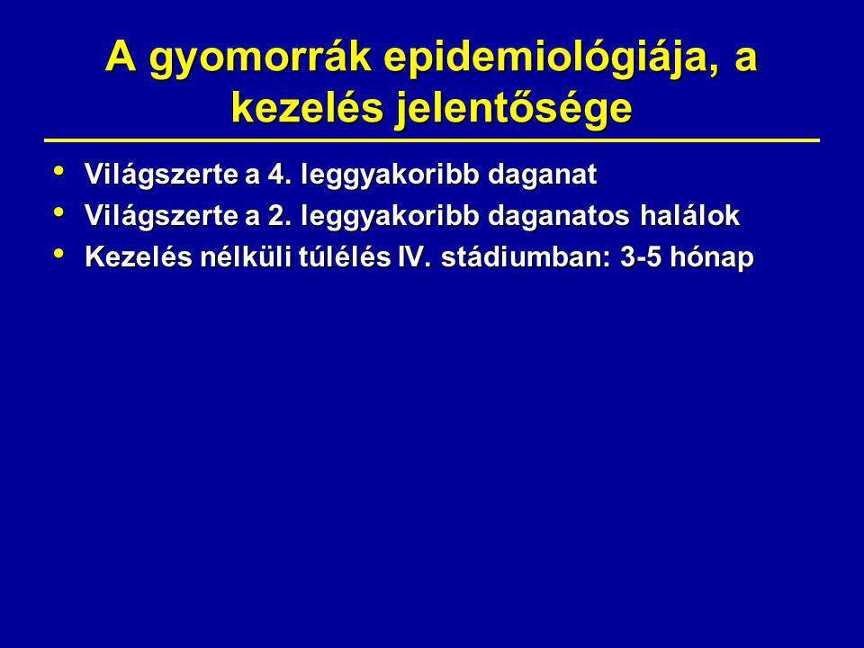 gyomorrák 1. stádium)