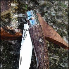 Gombász kés Opinel N°8 OPINEL - | Decathlon