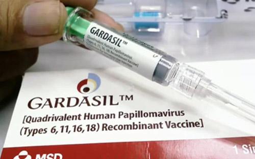 papillomaviridae vakcina)
