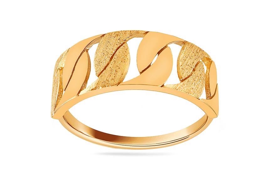 arany arany gyűrű