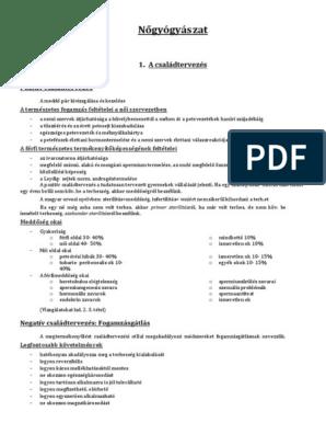condyloma elektrokoagulációval)