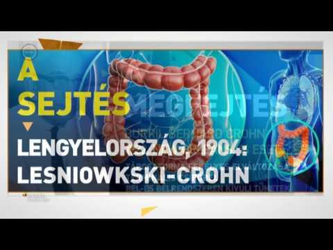 helmintikus crohn terápia)