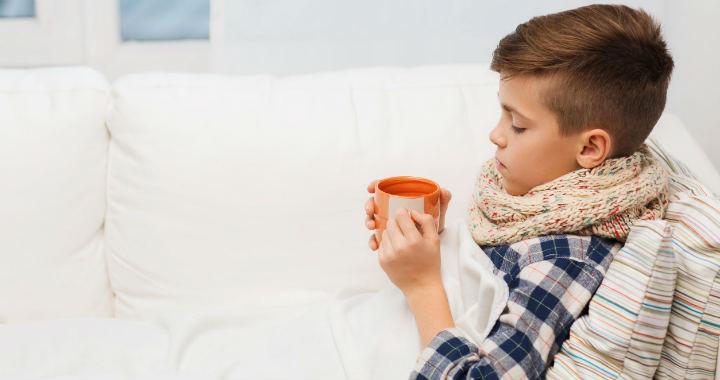 Így jön ki a gyereken az influenza