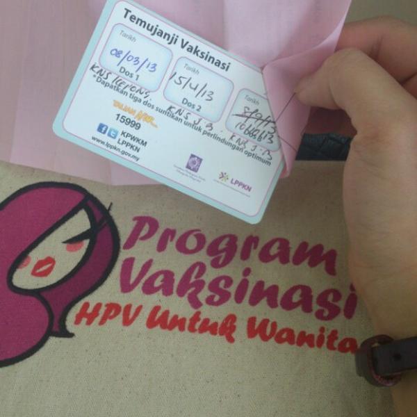 hpv vakcina johor)