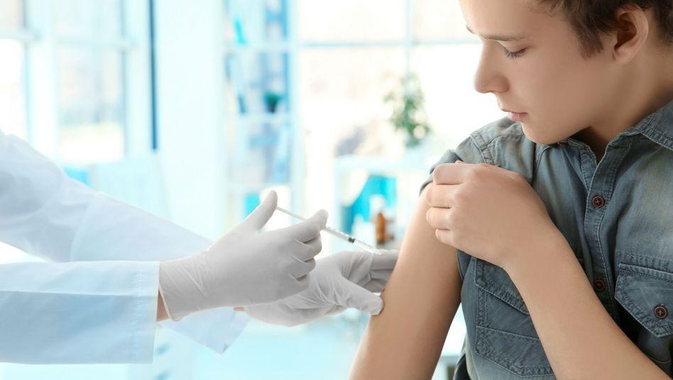 hpv impfung jungen nach 18)