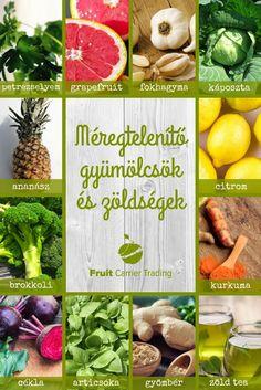 a méregtelenítés megtisztítja a vastagbelet a gyümölcsöktől