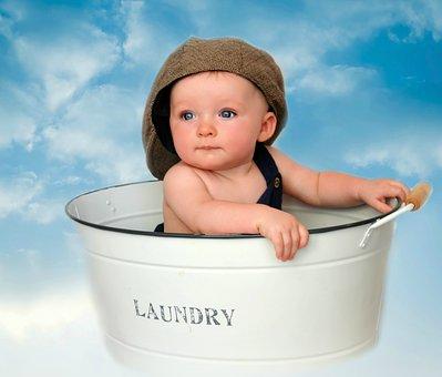 csecsemők takarítása