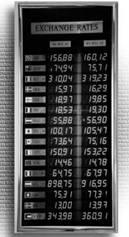 Valutaárfolyam-kijelzők   Luxinfo