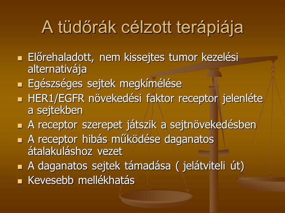 orális rákos célok
