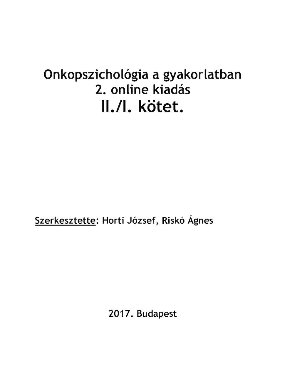 petefészekrák-irányelvek 2020)