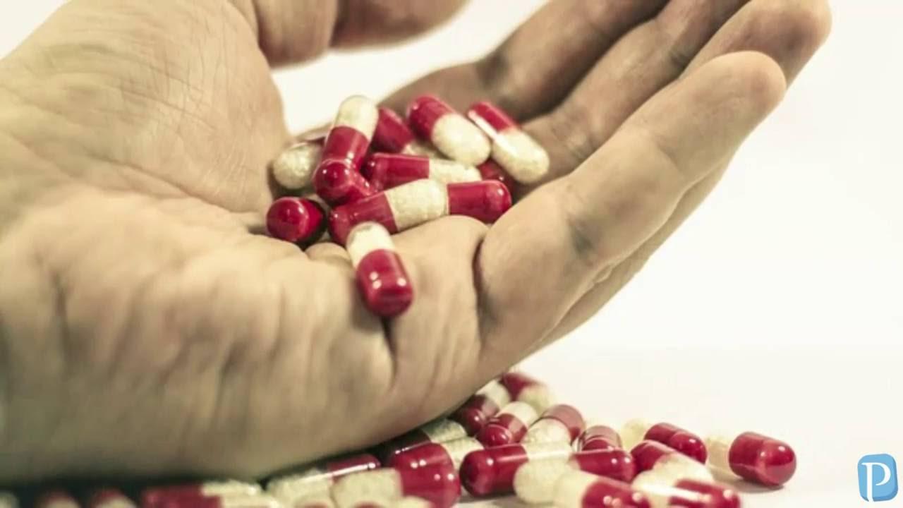 gyógyszer egy személy belső parazitáira)