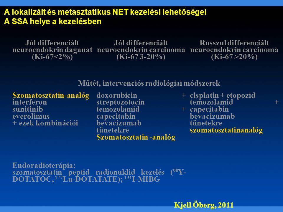 neuroendokrin rák bél)