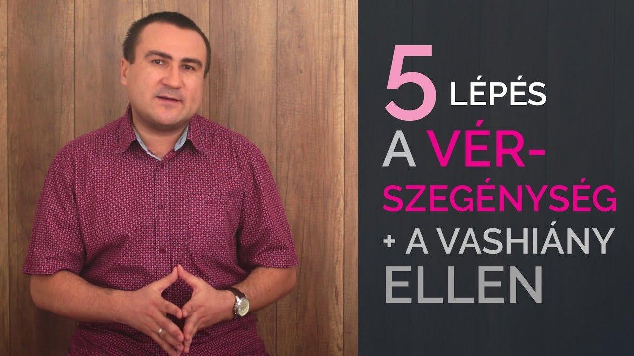 vérszegénység elleni vitaminok)