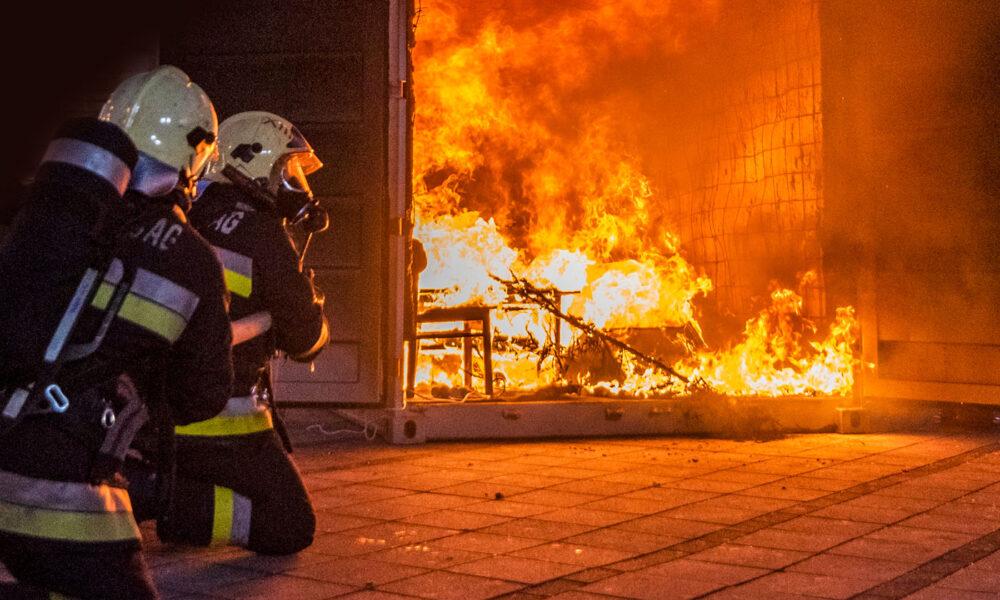 Szimpatika – Tízezer önkéntes tűzoltó vett részt a védekezésben
