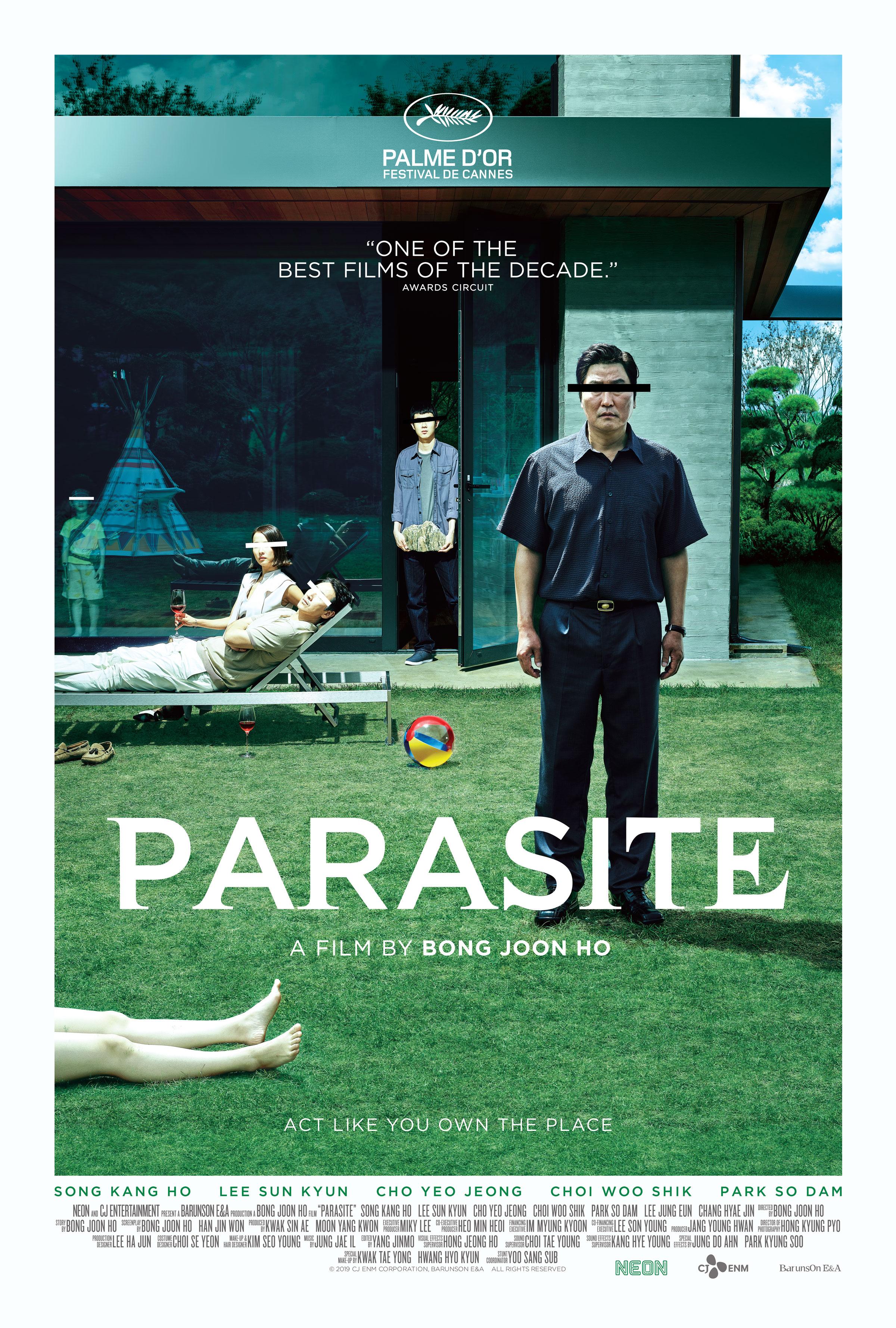 dorama paraziták