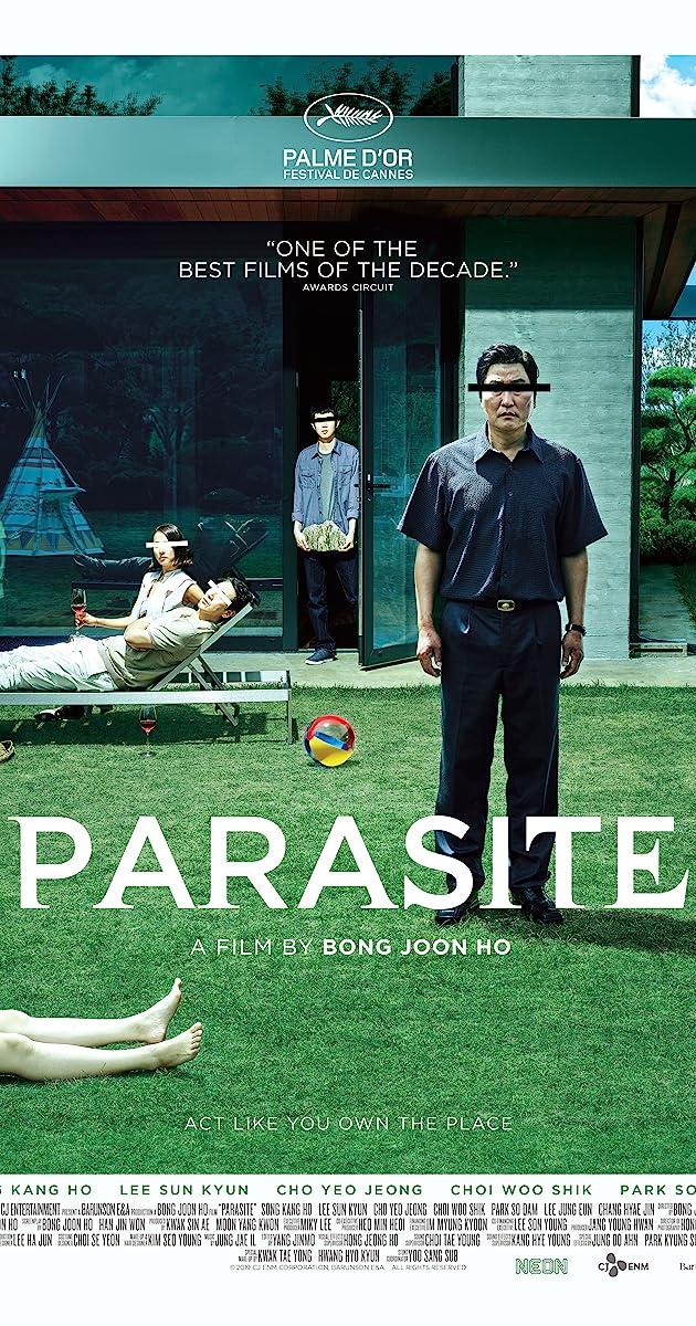 Paraziták dorama
